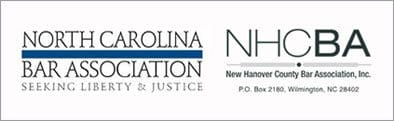 North Carolina Bar Association | Seeking Liberty & Justice | NHCBA | NEW HanOver County Bar Association, Inc. | P.O. Box 2180, Wilmington, NC 28402